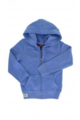 Niebieska bluza rozpinana, Ralph Lauren