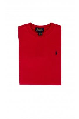 Czerwony  t-shirt, Polo Ralph Lauren