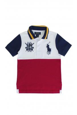 Polo biało-czerwone, Polo Ralph Lauren