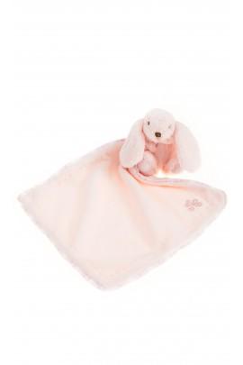Duduś -królik różowy, Tartine et Chocolat