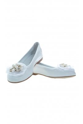 Białe pantofelki, Miss Blumarine
