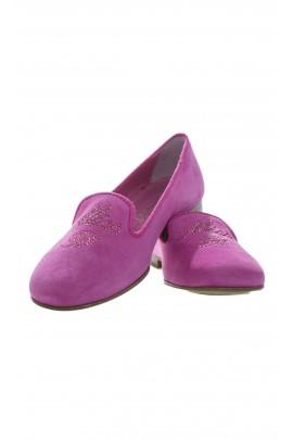 Różowe pantofle, Miss Blumarine
