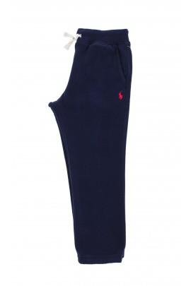 Granatowe spodnie dresowe, Polo Ralhp Lauren