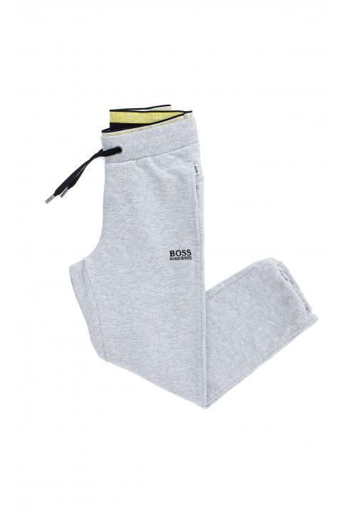 Spodnie dresowe szare, Hugo Boss