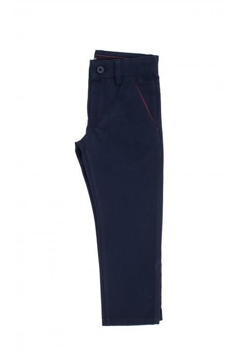Granatowe spodnie chłopięce, Hugo Boss