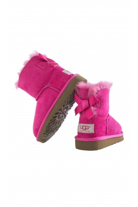 botki MINI BAILEY BOW, UGG