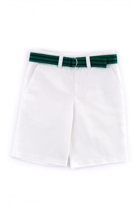 Białe krótkie spodnie, Polo Ralph Lauren