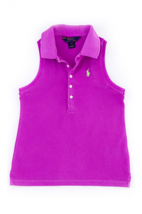 Violet girl's blouse, Polo Ralph Lauren