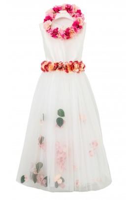Tiulowa sukienka, Lesy