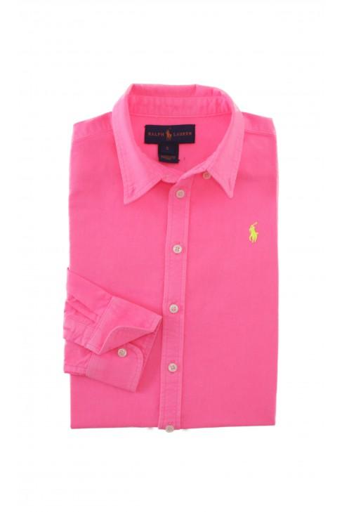 Koszula różowa, Polo Ralph Lauren