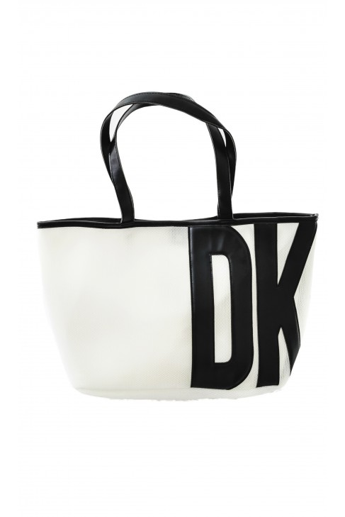 Biała torba, DKNY