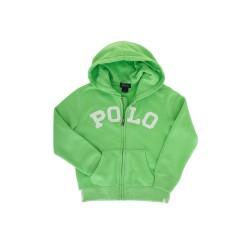 Green sweatshirt, Polo Ralph Lauren