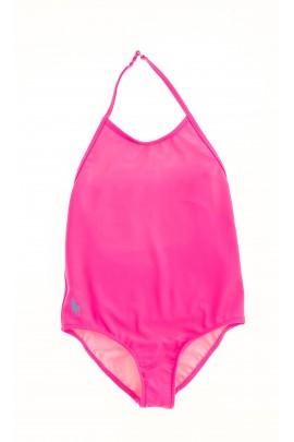 Różowy jednoczęściowy strój kąpielowy, Polo Ralph Lauren