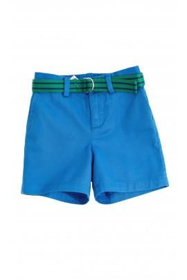 Niebieskie krótkie spodnie, Polo Ralph Lauren