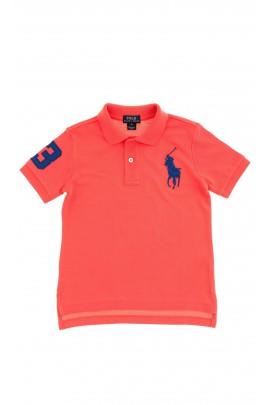 Czerwone polo chłopięce, Polo Ralph Lauren
