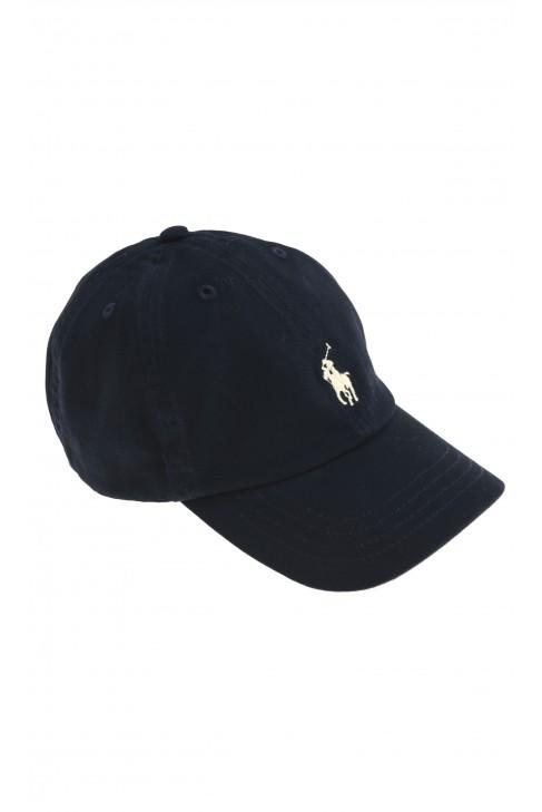 Granatowa czapka z daszkiem, Polo Ralph Lauren