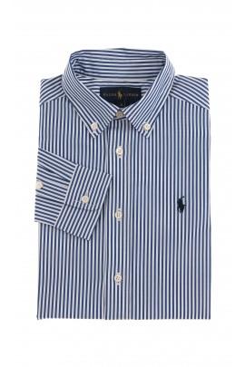 Koszula w niebieskie paski, Polo Ralph Lauren