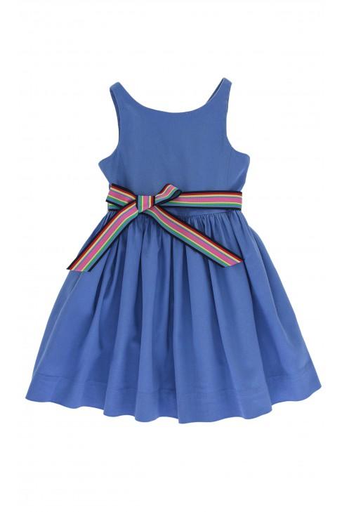 Niebieska sukienka, Polo Ralph Lauren