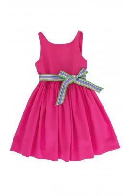 Różowa sukienka, Polo Ralph Lauren