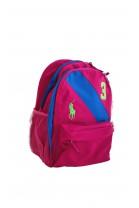 Pink backpack, Polo Ralph Lauren