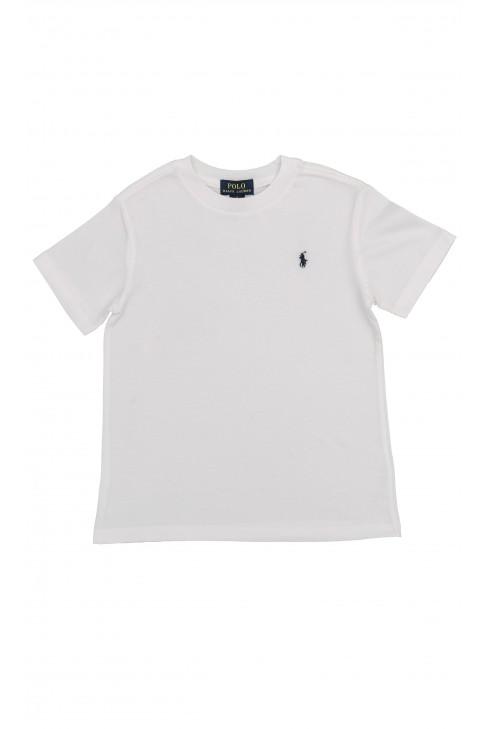 Biały t-shirt, Polo Ralph Lauren