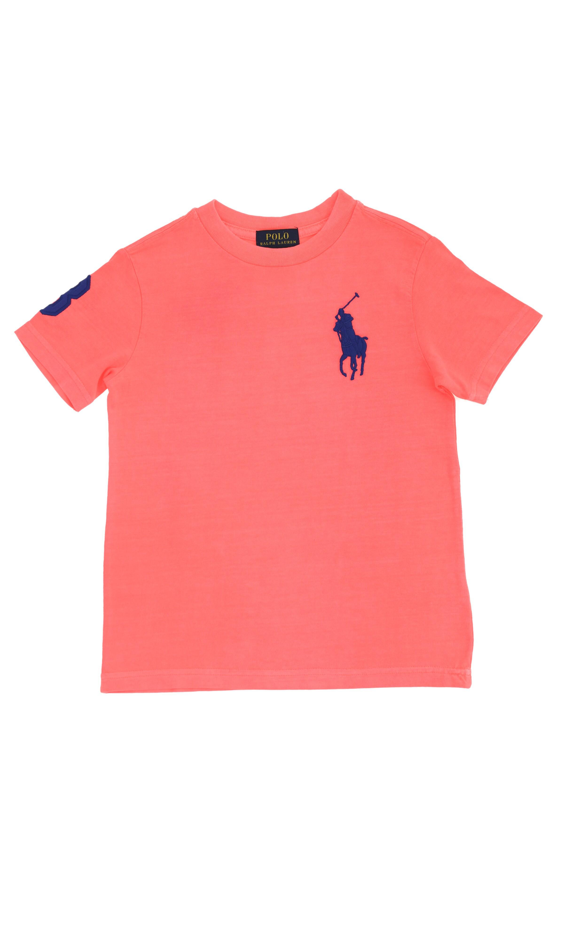 Koralowy t shirt polo ralph lauren celebrity club for Ralph lauren polo club shirts