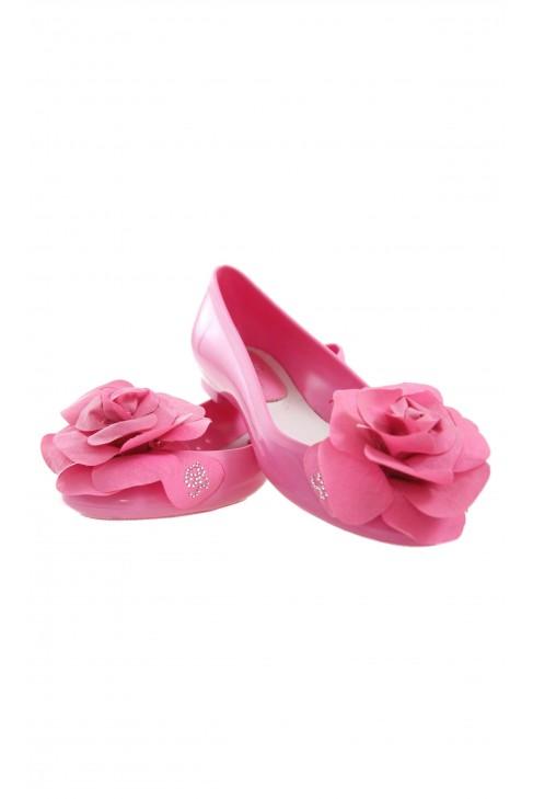 Pantofelki z różą, Miss Blumarine