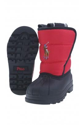 Śniegowce czerwone, Polo Ralph Lauren
