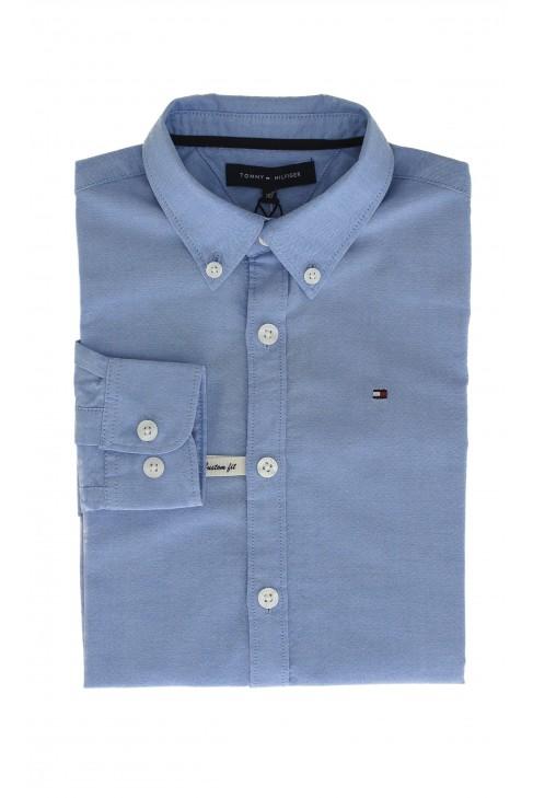 Niebieska koszula, Tommy Hilfiger