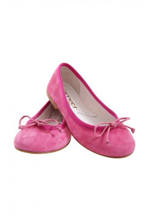 Różowe baletki, Jarrett
