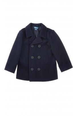 Granatowa kurtka dwurzędowa, Polo Ralph Lauren