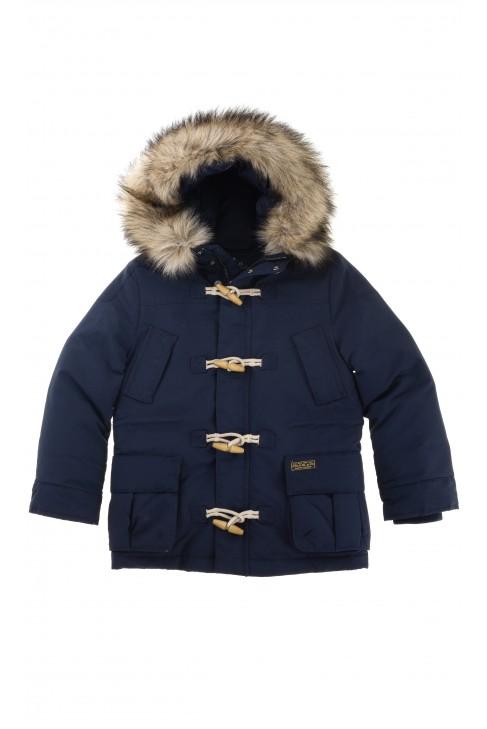 Parka -granatowa kurtka chłopięca, Polo Ralph Lauren