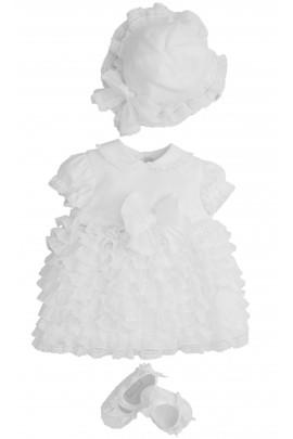 Biała sukienka do chrztu, Aletta