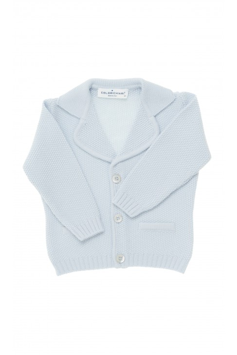 Niebieski sweter chłopięcy, Colorichiari