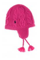 Czapeczka różowa, Polo Ralph Lauren