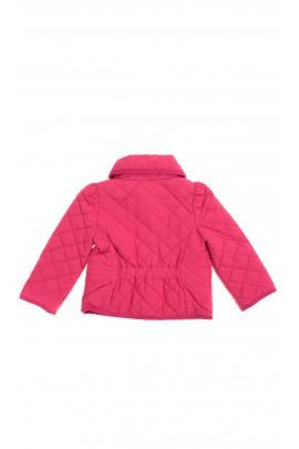 Kurtka pikowana różowa, Polo Ralph Lauren