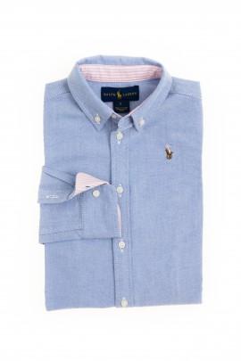 Niebieska koszula dziewczęca, Polo Ralph Lauren