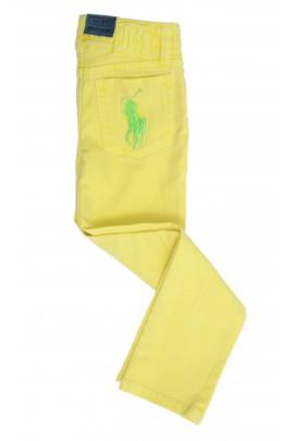 Spodnie żółte, Polo Ralph Lauren