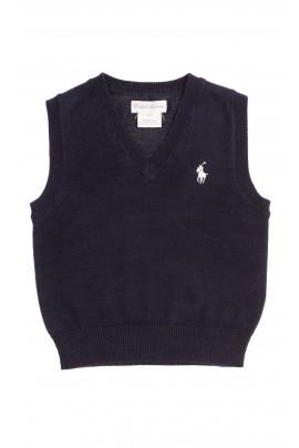 Granatowa kamizelka, Polo Ralph Lauren