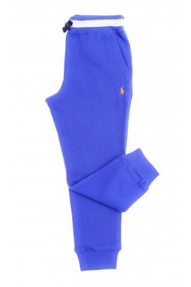 Jasnogranatowe spodnie dresowe, Polo Ralph Lauren