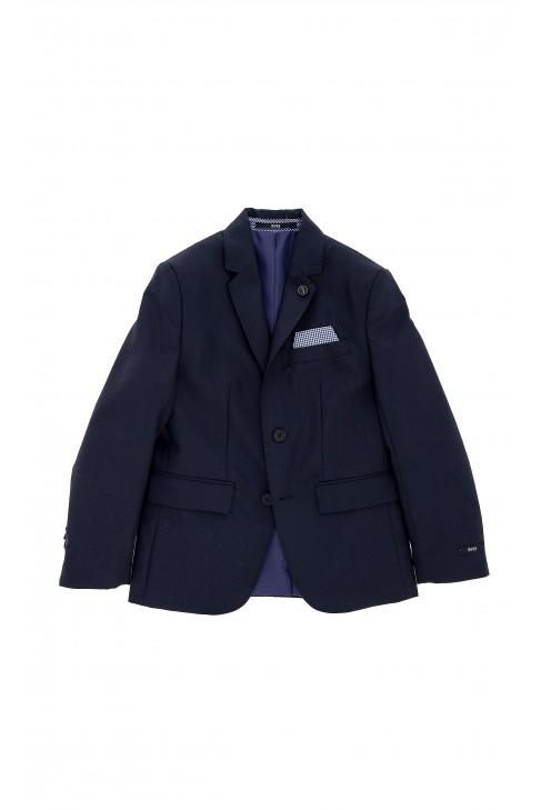 Navy blue suit jacket, Hugo Boss