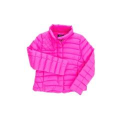 Przejściowa, różowa kurtka, Polo Ralph Lauren