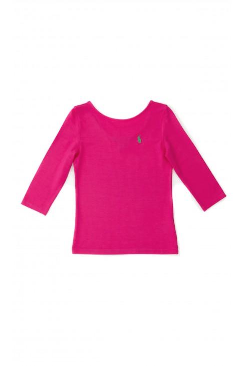 Pink girl's blouse, Polo Ralph Lauren