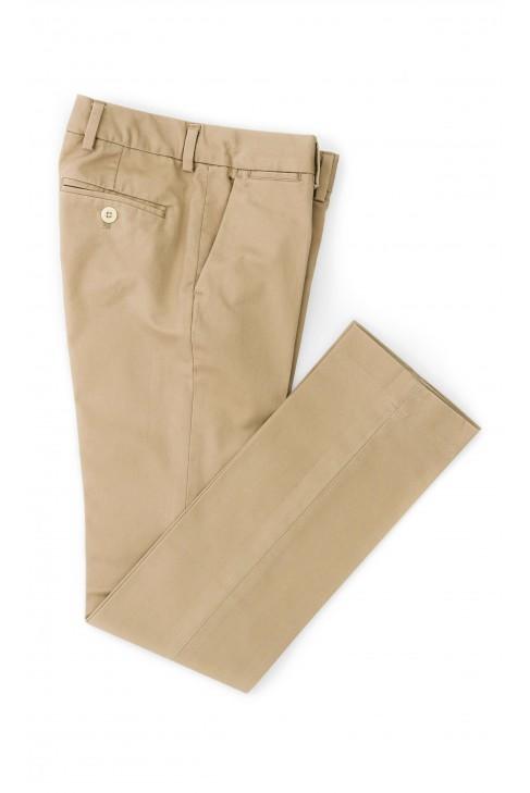 Beżowe spodnie super slim, Polo Ralph Lauren