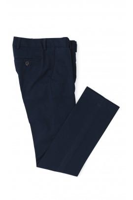 Spodnie granatowe super slim, Polo Ralph Lauren