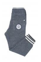 Grafitowe spodnie dresowe, DKNY