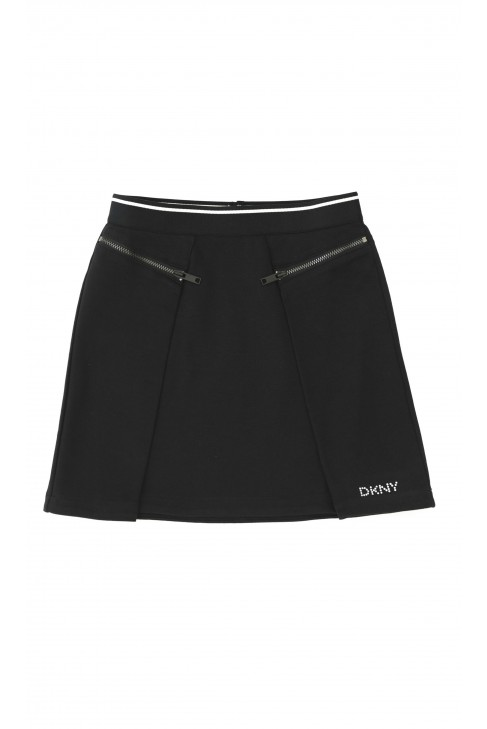 Czarna spódnica, DKNY