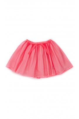 Różowa spódnica tiulowa, Billieblush