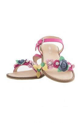 Różowe sandały, Florens