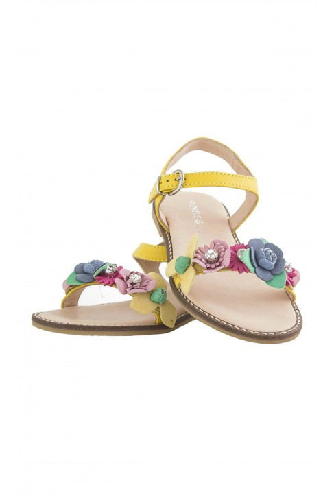Żółte sandały, Florens